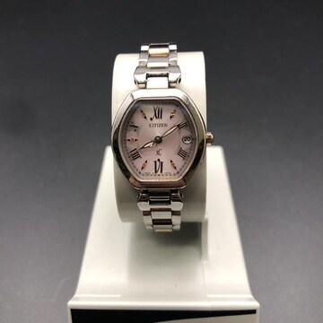 即決 CITIZEN シチズン エコドライブ 腕時計 H058-T019137