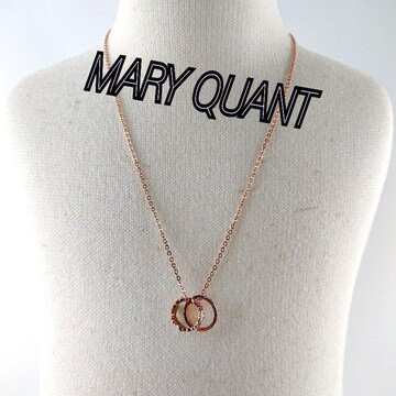MARY QUANT マリークヮント ネックレス