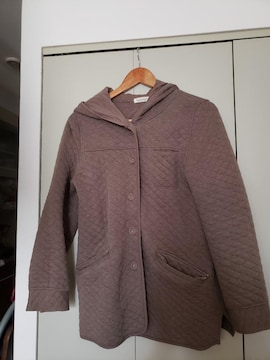 SM2☆フード付きキルティング☆ジャケット