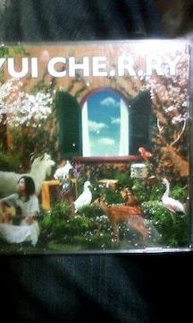 YUICD「CHE.R.RY」初回限定版