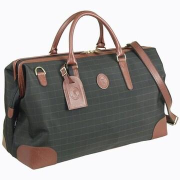 豊岡製鞄☆ボストンバッグ 世界に誇る職人技 45cm 黒 送料無