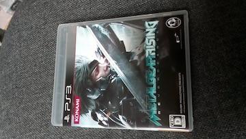 PS3メタルギアライジング