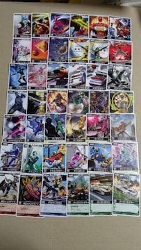 スーパー戦隊カード レンジャーズストライク4弾ノーマルカード全種類