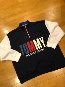 TOMMY HILFIGER   トミー  プルオーバー 大きいsize XXL