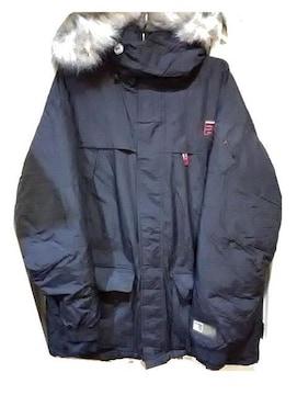 新品送料無料★Pepe jeans★ロングダウンジャケットXLブラック