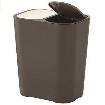 ★送料無料★ 分別ゴミ箱 2種類に分別 黒 他カラー有