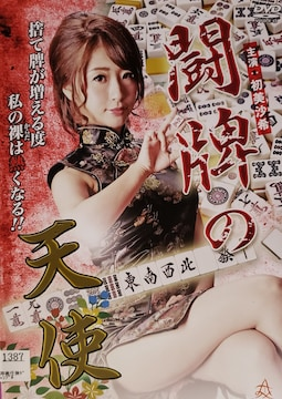 中古DVD 闘牌の天使
