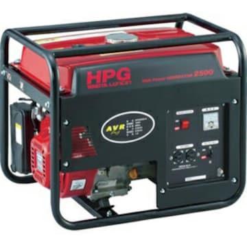 新品 HPG2500-50 ワキタ エンジン発電機 HPG-2500 50Hz