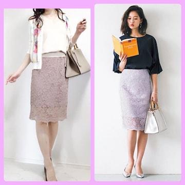 美品 GU 綺麗めレースタイトスカート ZARA ユニクロ H&M