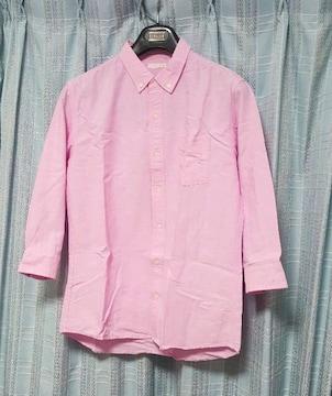 GU★七分袖★ピンク〜Mサイズ