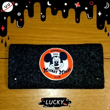 財布 ミッキー 長財布 ミッキー ディズニー 黒 ブラック グレー