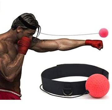 ★送料無料★ パンチングボール 軽量 格闘技 練習用ボール