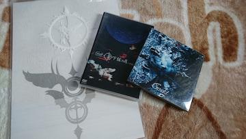 GACKTツアーパンフレット,DVD,CD セット