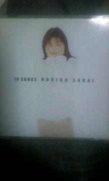 酒井法子CD「10SONGS」
