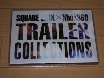 DVD★SQUARE ENIX×xbox360 TRAILER COLLECTIONS