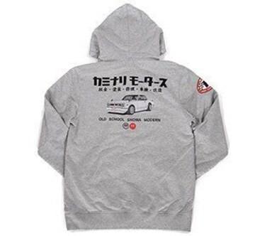 カミナリ雷/ハコスカGTR/パーカー/ash/kmpsp-100/エフ商会/テッドマン/カミナリモータース