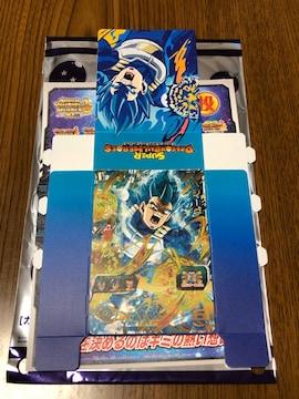 スーパードラゴンボールヒーローズ 特製カードケース ベジータ