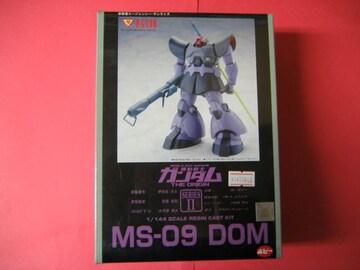 B-CLUB 1/144 MS-09 ジ・オリジン版ドム 絶版品