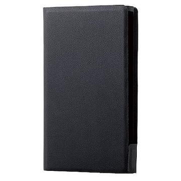 ★ELECOM WALKMAN A40 ケース 手帳型 ソフトレザーカバー