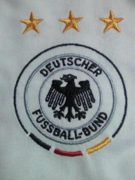 adidas アディダス サッカー ドイツ 代表 ユニフォーム ホワイト Oサイズ