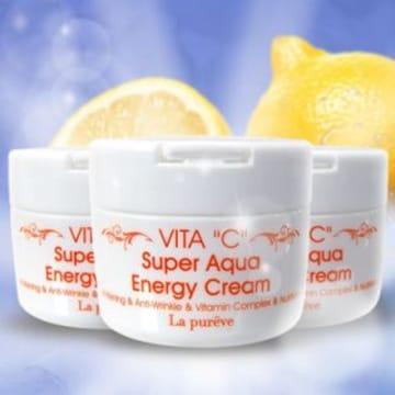 3個 LAPUREVE Vitamin Cream ビタミンクリーム ラピュレブ