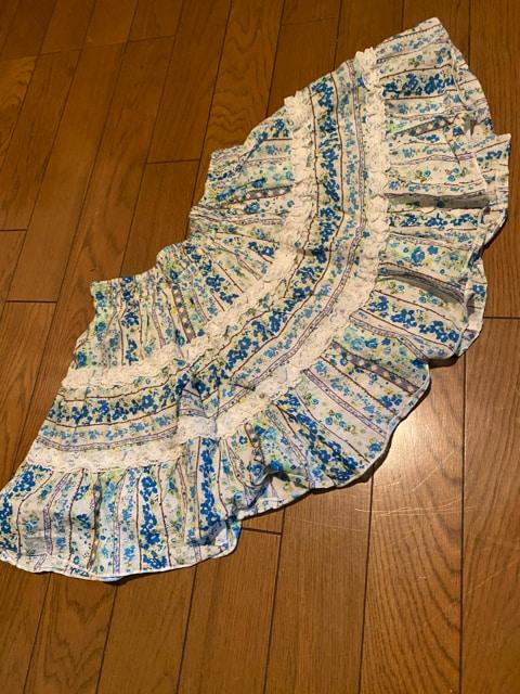 *LIZ LISA *小花柄スカート *  < ブランドの