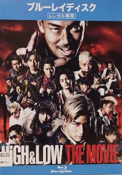中古Blu-rayHiGH&LOW THE MOVIE ハイアンドロー