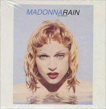 マドンナMadonna「RAIN」名バラード(紙ジャケMAXI CD)