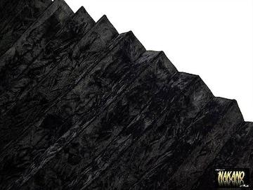 仮眠カーテン チンチラ ブラック 遮光 最高級 金華山 ベロア生地