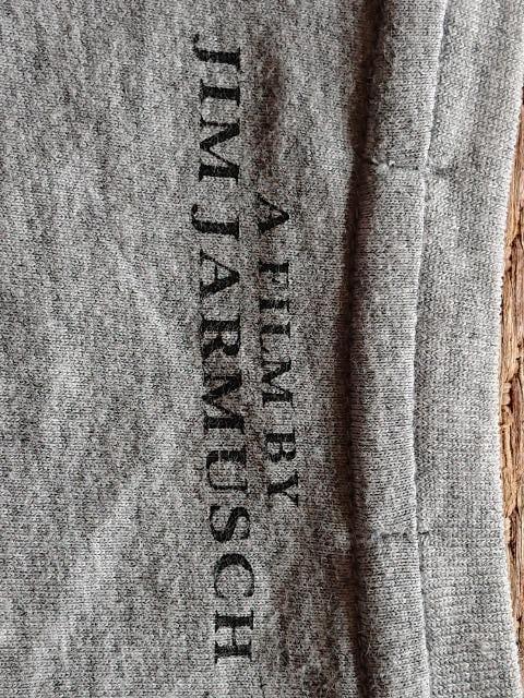ユニクロ ジム・ジャームッシユ Tシャツ サイズM  カラー グレー < ブランドの