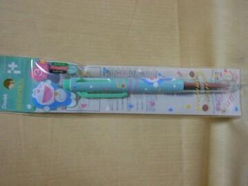 ドラえもん アイプラス カスタマイズペン 0.4mm3色ボールペン�A