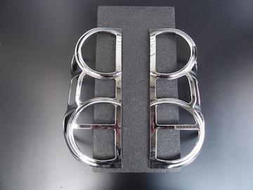 三菱デリカD:3  クロームメッキテールライトリング