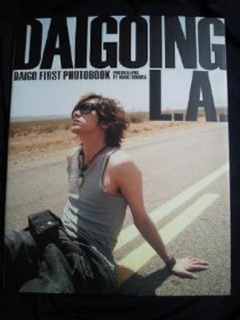 DAIGO ダイゴ ファースト 写真集 DAIGOING L.A. DVD 本 BOOK
