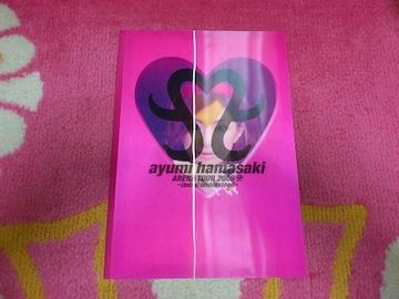 浜崎あゆみ パンフレット ARENA TOUR 2006 A