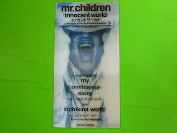 Mr.Children FC ステッカー
