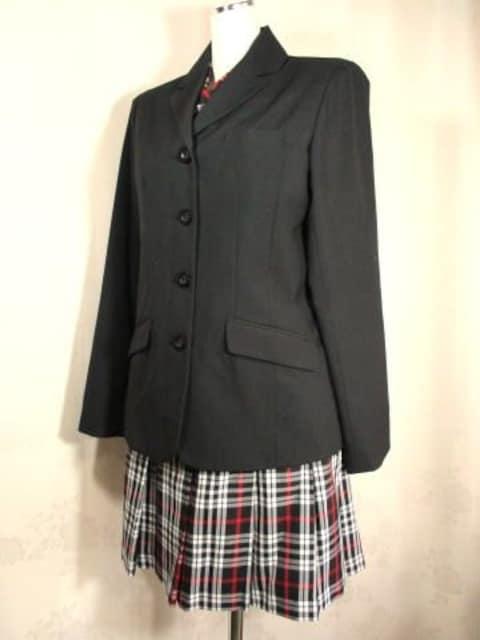【GRATIFYING】【未使用品】黒/チェックのツーピースです  < 女性ファッションの