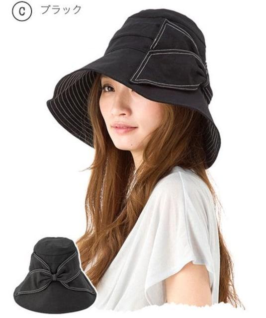 送料無料 TA285即決 新品 帽子 黒 XL アーバンリサーチ ザラ 好きに < 女性ファッションの