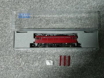 KATO Nゲージ「3009-1 ED75一般形」60