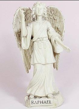 エンジェルスター☆ラファエル☆天使像