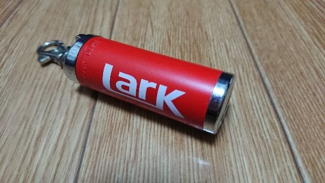 LARK ラーク 携帯灰皿 非売品 未使用  < ホビーの