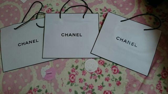CHANELショップ袋8枚セット☆新品☆8種類☆  < ブランドの