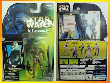 新品 正規品  4-LOM フォアロームハンタ STAR WARS
