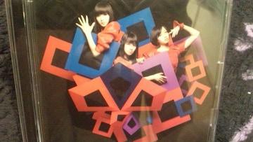 激安!超レア!☆Perfume/不自然なガール☆初回限定盤/CD+DVD☆美品!☆
