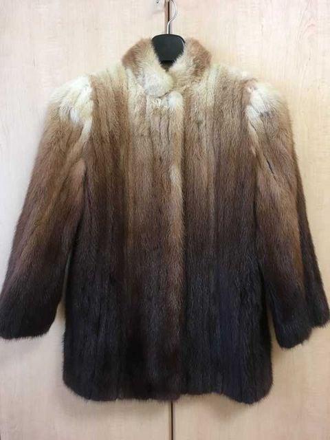 □美品【ミンクの毛皮コート】定価約250万□  < 女性ファッションの