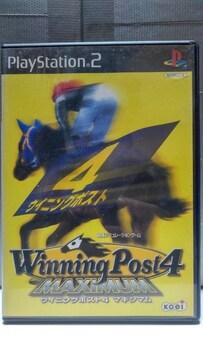 PS2 ウイニングポスト4マキシマム