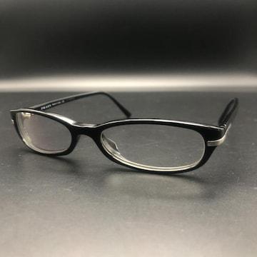 即決 PRADA プラダ メガネ 眼鏡 VPR13G