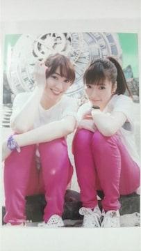 AKB48 僕たちは戦わない HMV特典写真 小嶋陽菜 島崎遥香