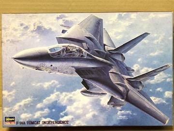 1/72 ハセガワ アメリカ海軍 F-14Aトムキャット インデペンデンス