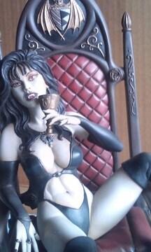 女吸血鬼(counTESS KARNSTEIN)◆ガレージキット完成品(バンピレラ?)