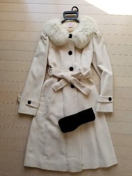 ◆pincurl◆フォックスファー2wayコート◆
